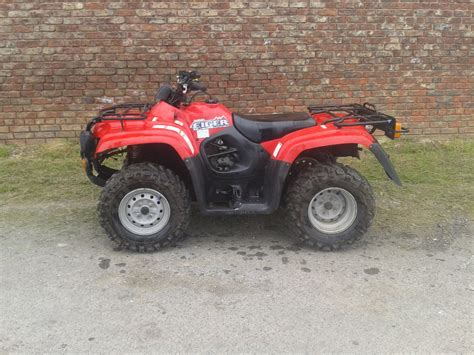 400 Suzuki Eiger Suzuki Eiger 400 2008 For Sale The Farming Forum