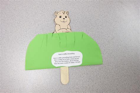 groundhog crafts for mrs s preschool ideas groundhog s day 2012