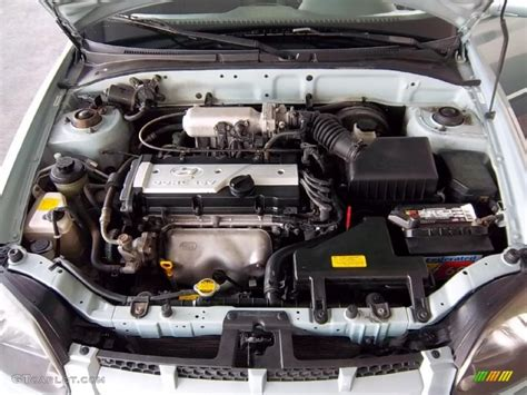 hyundai accent 1 6 dohc engine 2005 hyundai accent gls sedan 1 6 liter dohc 16 valve 4