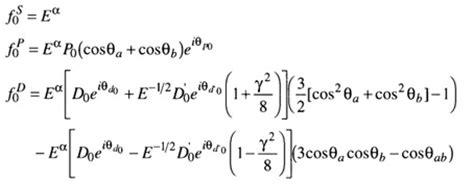 ee parameterisation   set  irreducible