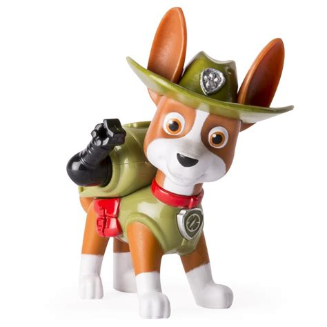 what of is tracker from paw patrol pack pup tracker paw patrol