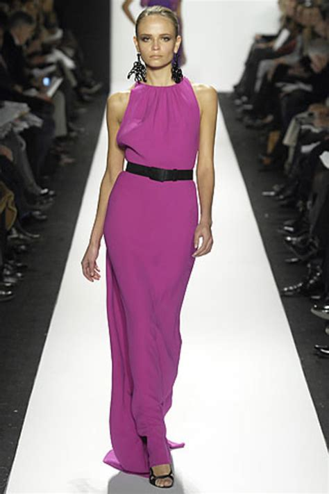 Oscar De La Renta Fall 2007 In My Bag by Our All Time Favorite Oscar De La Renta Gowns From The Runways
