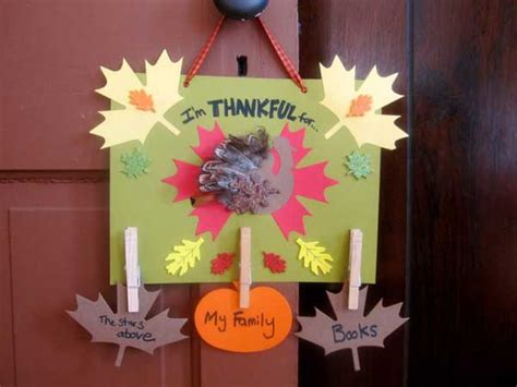 easy thanksgiving crafts for to make top 32 simple diy thanksgiving crafts youngsters can make