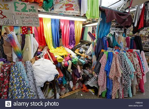 Cq Live Birmingham Brum Rag Market by Textiles For Sale Interior Of The Rag Market Birmingham Uk
