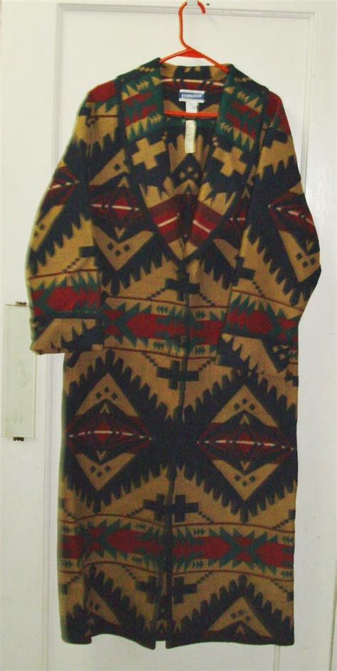 Pendleton Hudson Bay Blanket by Vintage Pendleton Blanket Coat From Newleypet Vintage