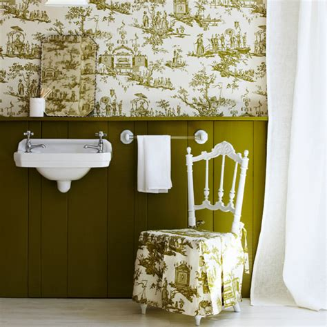 Wallpaper Ideas For Bathrooms by Chupacabra Wallpaper Ideas For Bathroom