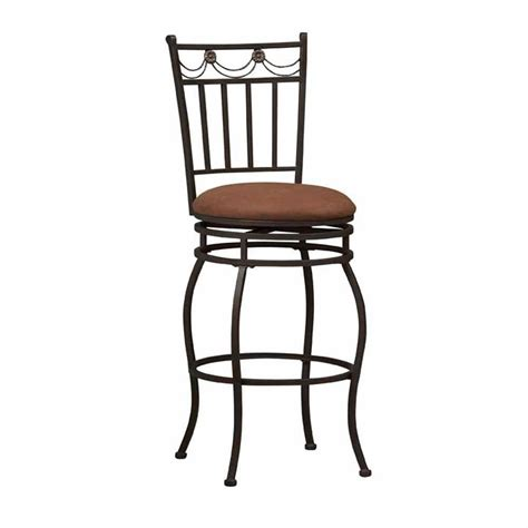 home decorators collection bar stools home decorators collection swag swivel bar stool 02761mtl