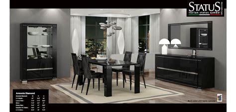 Black Modern Dining Room Sets black dining room set interior design