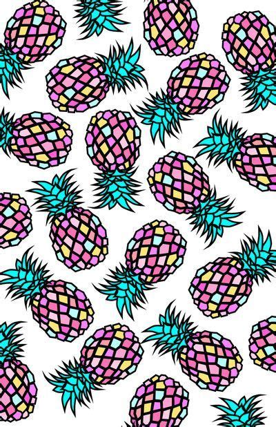 imagenes para celular we heart it pineapples art print by y coh society6 screenshots