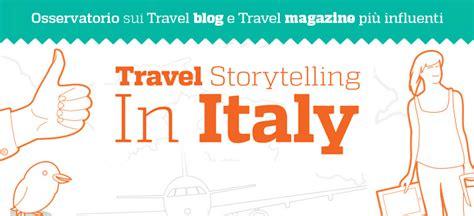 storytelling a chi guida 8898461801 travel storytelling in italia infografica migliori blog e