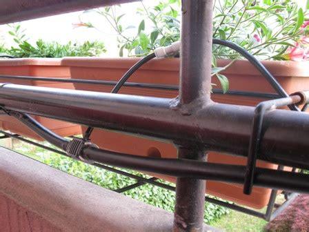irrigazione balcone senza rubinetto irrigazione appartamento terrazzo balcone senza rubinetto