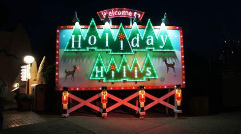 Town At Busch Gardens by Busch Gardens Ta Trip Report December 2013