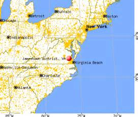 maps map jamestown