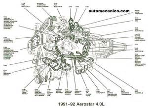 1994 ford ranger 4 0 engine diagram 1994 get free image about wiring diagram