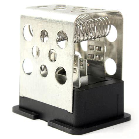 heater blower resistor zafira b 5pins heater blower motor fan resistor for vauxhall astra g h mk 4 5 zafira a ebay