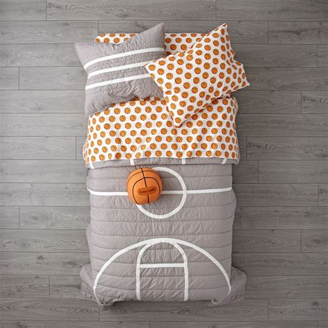 nod basketball bedding  land  nod