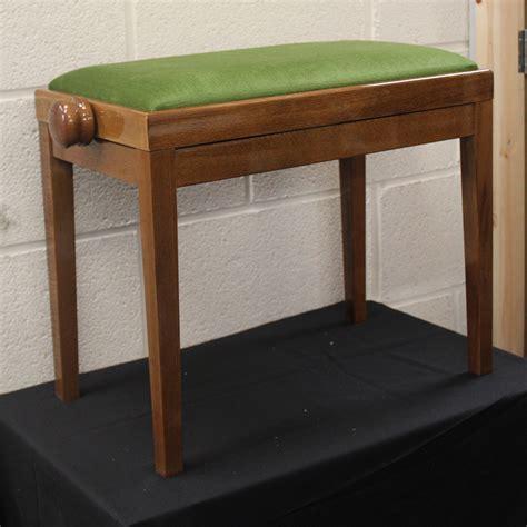 walnut piano bench walnut solo piano stool abbey piano services