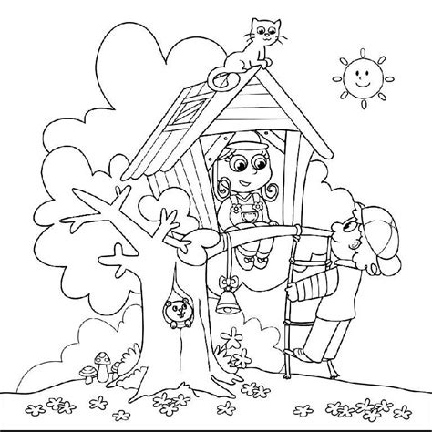 coloring page magic tree house magic tree house coloring pages coloring home