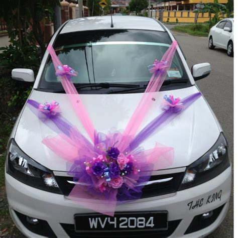 Wedding Car Ideas by 2 Answers What Are The Best Just Married Car Decorations