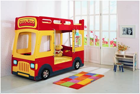 bus bed bus and truck beds that will take your kids to a journey