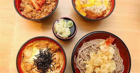 japanese comfort food nadai fujisoba japanese comfort food in sm megamall