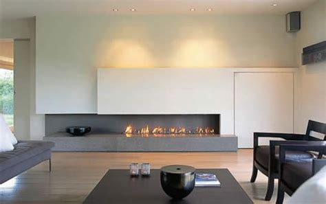 modern fireplaces from metalfire sizzling fashion with