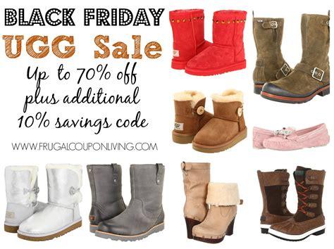 black friday ugg sale up to 70 plus 10 coupon code