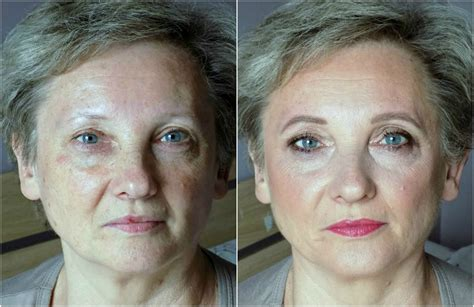 make over shows for the oolder woman makeup makeover daytime glam for mature skin mummy s