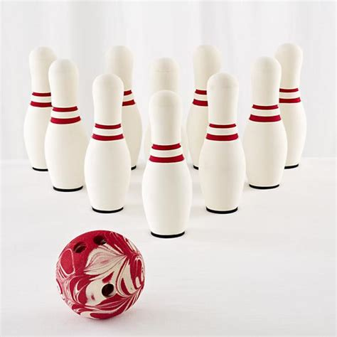 Living Room Lanes Bowling Set by Livingroom Lanes Bowling Set The Land Of Nod