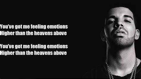 drake emotionless lyrics drake emotionless lyrics youtube