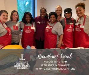 suwanee member recruitment event jlgnf