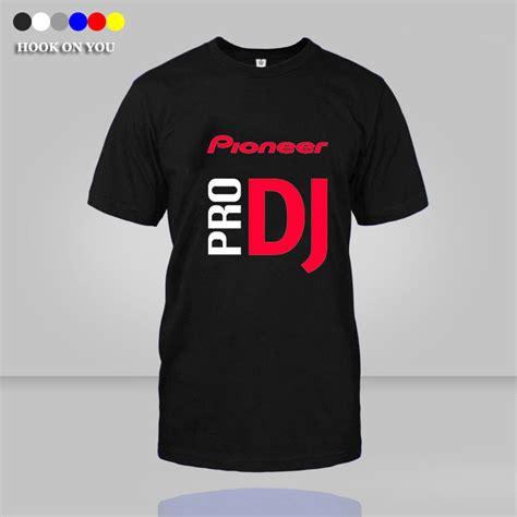 T Shirt Pro Pioner Dj 2018 dj official style pioneer t shirt new fashion