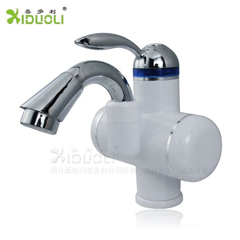 kitchen sink water heater xiduoli free shipping 2014 new instant electric water