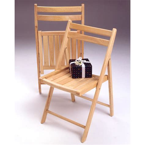 Folding Chairs Set Of 4 by Winsome Set Of 4 Folding Chairs 151045 Kitchen Dining At Sportsman S Guide