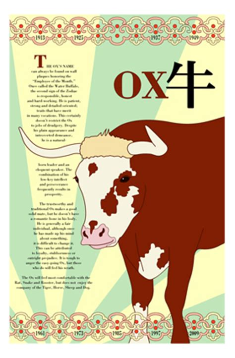 chinese zodiac ox faq