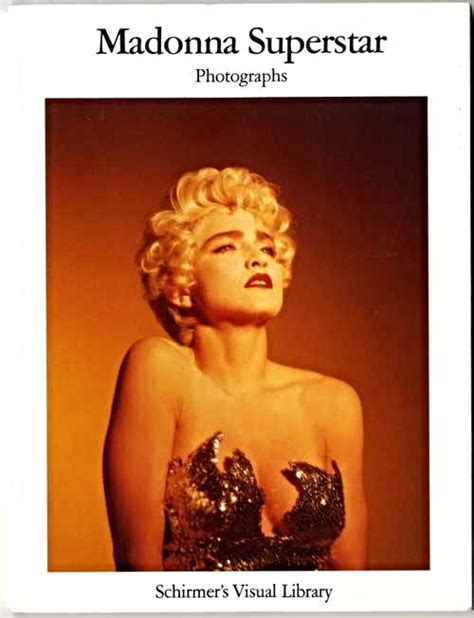 madonna picture book madonna superstar photographs uk photo book