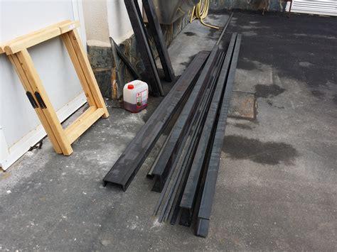 barandilla escalera exterior fabricaci 243 n y montaje de escalera exterior de hierro con
