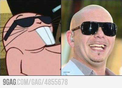 Naked Mole Rat Meme - mole rat from kim possible and pitbull mole rat humor