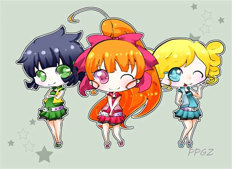 Anime Art Site Chibis