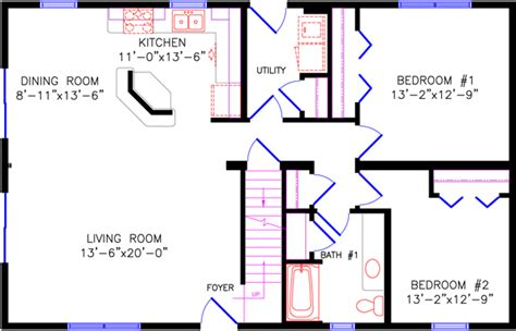 24x40 house plans 19 open floor plans ranch homes honomobo shipping