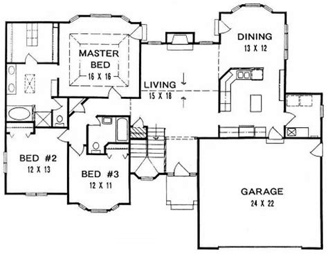 house plans editor 1300 sq ft house plans with lots of windows