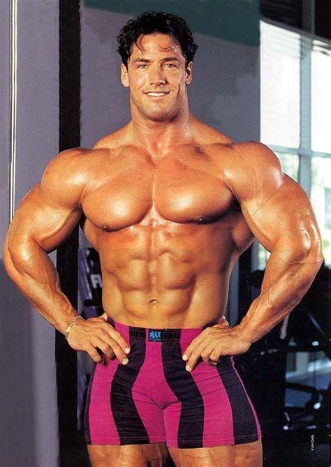beauty  male muscle dennis