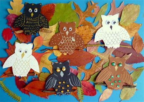 Mit Eierkartons Basteln 4105 by Bastelideen Basteln Herbst Wald Eulen Tonpapier Herbst