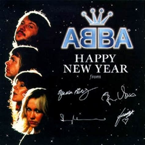 click on happy new year 2011 begin it with an abba song