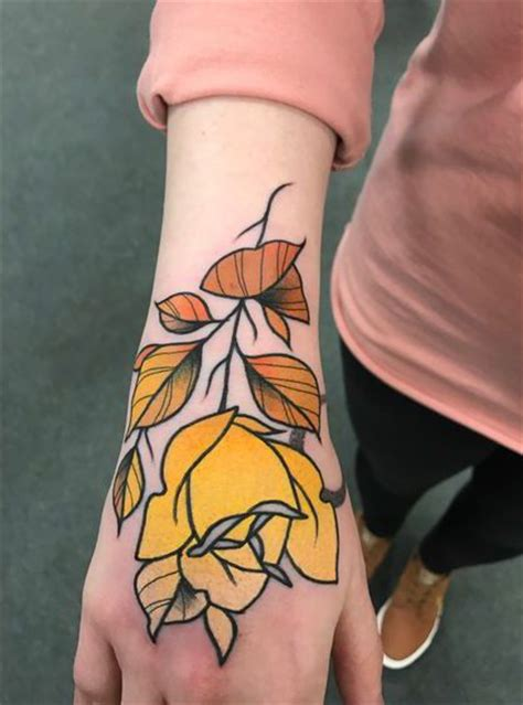 yellow tattoo ink best 25 yellow ideas on forest