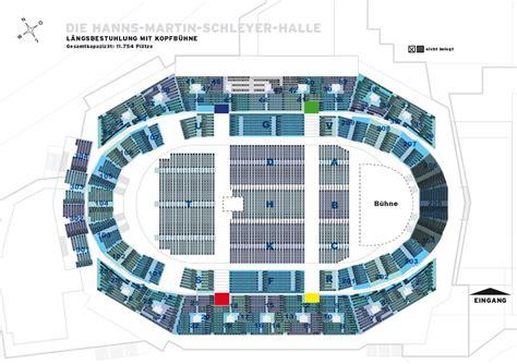 U Bahn Porsche Arena Stuttgart by Sitzpl 228 Tze Hallenduo Im Neckarpark