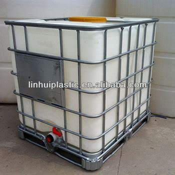 Supplier Miami Top By Qaisara 1 water tank 1000 litre plastic in metal cage buy water