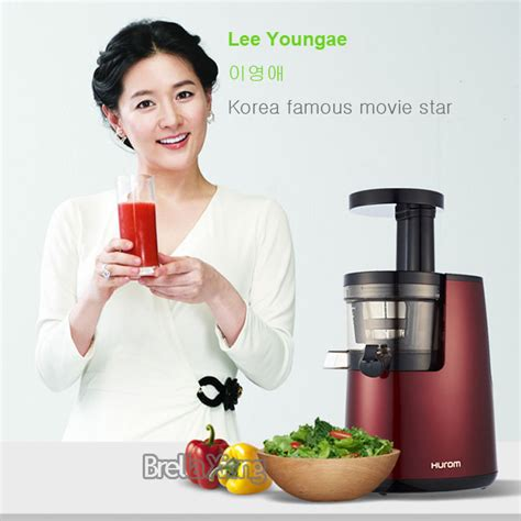 Juicer Made In Korea new hurom juicer hu 600wn 43 rpm made in korea in