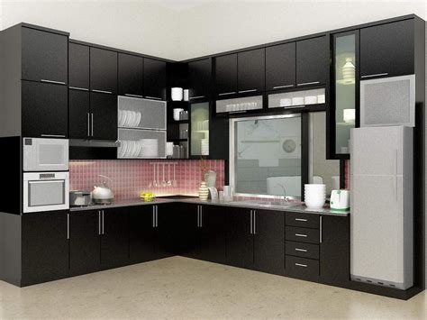 Kitchen Set by 10 Model Kitchen Set Minimalis Modern Terbaru
