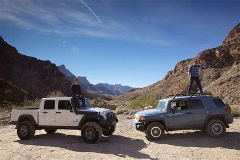jeep brute top gear preview top gear usa desert trailblazers my at speed